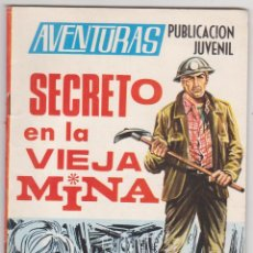 Tebeos: AVENTURAS Nº 29 TORAY 1968.. Lote 58472425