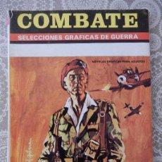 Tebeos: COMBATE Nº 8 SELECCIONES GRAFICAS DE GUERRA. Lote 58562113