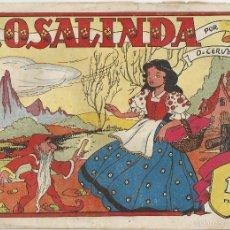 Tebeos: ROSALINDA EDITORIAL SÍMBOLO. Lote 58651766