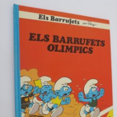 Tebeos: ELS BARRUFETS ELS BARRUFETS OLIMPICS. Lote 58784806