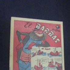 Tebeos: EL BARBAS - Nº 1 - DE PESCA - . Lote 59519511