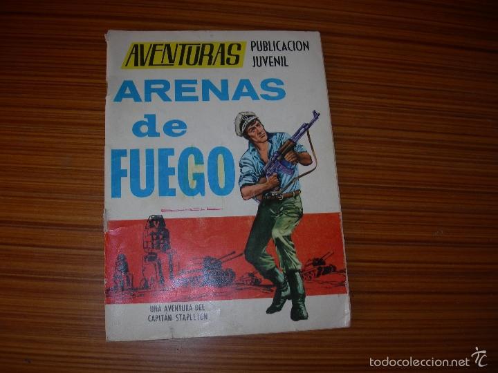 AVENTURAS Nº 11 EDITA TORAY (Tebeos y Comics - Tebeos Otras Editoriales Clásicas)