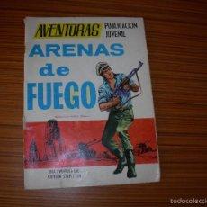 Tebeos: AVENTURAS Nº 11 EDITA TORAY . Lote 59527899