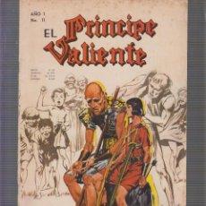 Tebeos: EL PRINCIPE VALIENTE Nº 11 -ED. . CAMBRIDGE PUBLISING CO. COLOMBIA. 1969. Lote 59580443