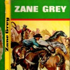 Tebeos: ZANE GREY (LAIDA, 1968). Lote 60039819
