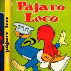 Tebeos: PÁJARO LOCO (LAIDA, 1967). Lote 60523887