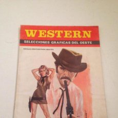 Tebeos: WESTERN / WANTED Nº 3. PRODUCCIONES EDITORIALES 1973. Lote 60720471