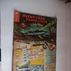 Tebeos: AVENTURAS FANTASTICAS Nº 2 JULIO VERNE ORIGINAL. Lote 60839899