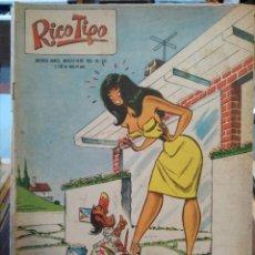 Tebeos: RICO TIPO, Nº 531 - BUENOS AIRES, 16 DE MARZO DE 1955 (ARGENTINA) . Lote 61496307