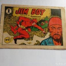 Tebeos: JIM BOY Nº 2 ORIGINAL. Lote 61595108