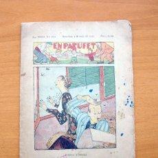 Tebeos: EN PATUFET, Nº 1622 - PUBLICADO EL 4-5-1935. Lote 61921180