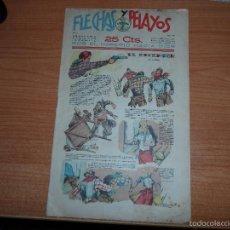 Tebeos: FLECHAS Y PELAYOS Nº 42 ORIGINAL 1939. Lote 62084972