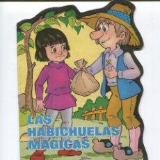Tebeos: LAS HABICHUELAS MAGICAS. Lote 62142072