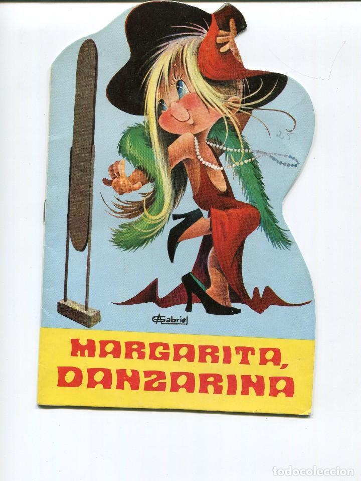 MARGARITA DANZARINA (Tebeos y Comics - Tebeos Otras Editoriales Clásicas)