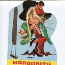 Tebeos: MARGARITA DANZARINA. Lote 62142916