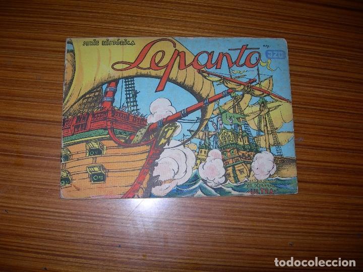 SERIE HISTORICA Nº 11 LEPANTO EDITA ULTRA (Tebeos y Comics - Tebeos Otras Editoriales Clásicas)
