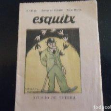 Tebeos: EN CATALAN ESQUITX. SUPLEMENT D'EN PATUFET TEBEO COMIC AÑOS 30 - NUMERO 97 B. Lote 62987072