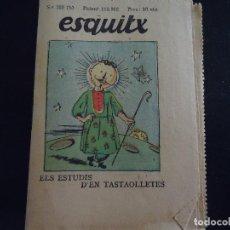 Tebeos: EN CATALAN ESQUITX. SUPLEMENT D'EN PATUFET TEBEO COMIC AÑOS 30 - NUMERO 252 B. Lote 62988980