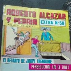 Tebeos: ROBERTO ALCÁZAR Y PEDRÍN EXTRA NÚMERO 50. Lote 63097499