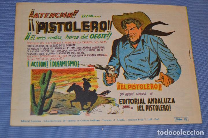 Tebeos: TORG (HIJO DE LEÓN) - editorial andaluza - NÚM. 25 - ORIGINAL AÑOS 60 - MUY BUEN ESTADO - Foto 2 - 63143644