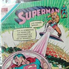 Tebeos: TEBEO SUPERMAN NOVARO SERIE AGUILA. Lote 63328712