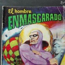 Tebeos: EL HOMBRE ENMASCARADO. Lote 63387371
