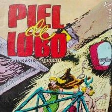Tebeos: PIEL DE LOBO. Lote 63387462