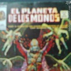 Tebeos: . EL PLANETA DE LOS MONOS. Lote 63387510