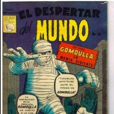 Tebeos: EL DESPERTAR DEL MUNDO N° 69 LA PRENSA MEXICAN COMICS. Lote 63550024
