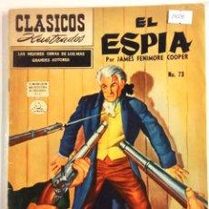 Tebeos: CLASICOS ILUSTRADOS N° 73 - 1958 LA PRENSA MEXICAN COMICS. Lote 63550584
