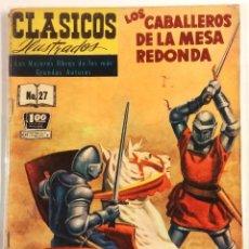 Tebeos: CLASICOS ILUSTRADOS N° 27 1954 LA PRENSA MEXICAN COMICS. Lote 63550816