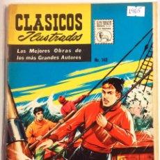 Tebeos: CLASICOS ILUSTRADOS N° 140 1965 LA PRENSA MEXICAN COMICS. Lote 63551024