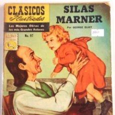 Tebeos: CLASICOS ILUSTRADOS N° 97 1960 LA PRENSA MEXICAN COMICS. Lote 63551352