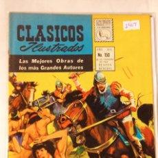Tebeos: CLASICOS ILUSTRADOS N° 150 1969 LA PRENSA MEXICAN COMICS. Lote 63647803