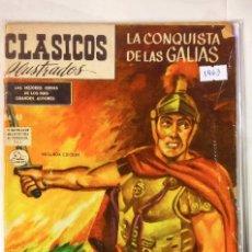 Tebeos: CLASICOS ILUSTRADOS N° 48 1963 LA PRENSA MEXICAN COMICS. Lote 63648007