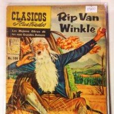 Tebeos: CLASICOS ILUSTRADOS N° 100 1960 LA PRENSA MEXICAN COMICS. Lote 63648111