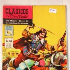 Tebeos: CLASICOS ILUSTRADOS N° 158 1970 LA PRENSA MEXICAN COMICS. Lote 63648535