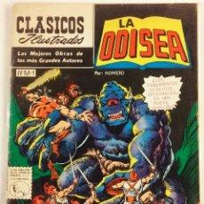 Tebeos: CLASICOS ILUSTRADOS N° 1 1981 LA PRENSA MEXICAN COMICS. Lote 63649079