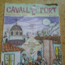 Tebeos: CAVALL FORT N 611. Lote 57791142