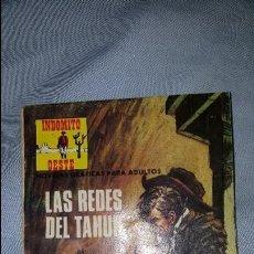 Tebeos: INDOMITO OESTE -- LAS REDES DEL TAHUR -- Nº 118. Lote 64165739