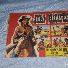 Tebeos: CUADERNOS LEJANO OESTE - JIM RICHERS -- Nº 4. Lote 64170547