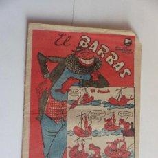 Tebeos: EL BARBAS Nº 1 IBAÑES ORIGINAL. Lote 64339443