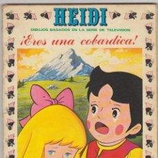 Tebeos: HEIDI TOMO Nº 13. ERSA.. Lote 64365723