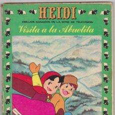 Tebeos: HEIDI TOMO Nº 3. ERSA.. Lote 64365939