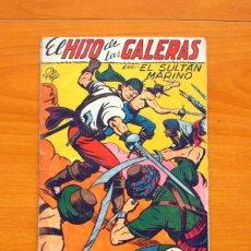 Tebeos: EL HIJO DE LAS GALERAS, Nº 7 - EDITORIAL GARGA 1950. Lote 64541243