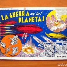 Tebeos: LA GUERRA DE LOS PLANETAS, Nº 1 - EDITORIAL GUERRI AÑOS 40. Lote 64543135
