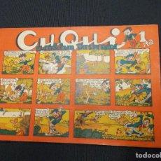 Tebeos: CUQUI - Nº 2 - ELASTICIDAD INESPERADA - IRANZO - PUBLICACIONES CUQUI - . Lote 65654698