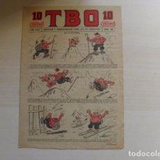 Tebeos: TEBEO DE LOS AÑOS 30.. Lote 65798302