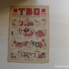 Tebeos: TEBEO DE LOS AÑOS 30. Lote 65798750