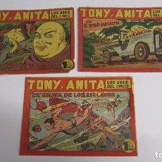 Tebeos: TONI Y ANITA. Lote 66158354